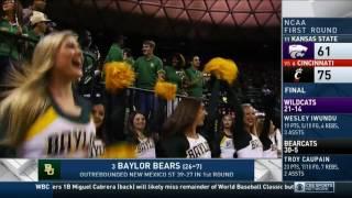 CBSSports- #Baylor and USC talk #Sicem