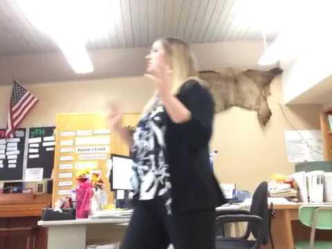 Leslie Teaching