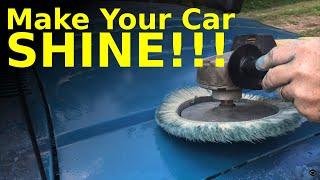 REMOVE heavy oxidation so your car will SHINE
