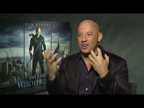 Vin Diesel Interview -- The Last Witch Hunter | Empire Magazine