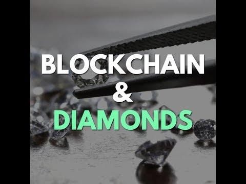 New Blockchain Tool For Appraising Diamonds Video