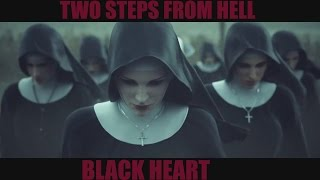 two steps from hell blackheart mashup cinematic video