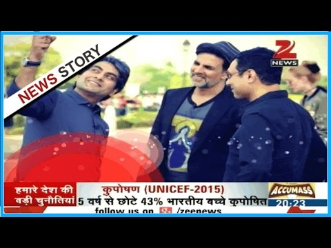 Exclusive conversation with Bollywood actor Akshay Kumar on Patriotic themed movies | Part-II
