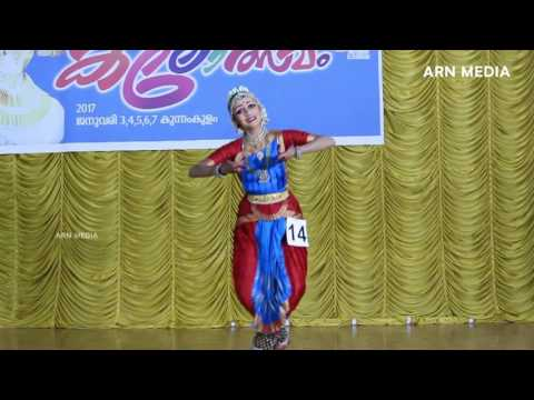 Bharatanatyam (HSS no 14) Thrissur District Kerala School Kalolsavam 2017