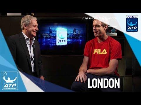 Querrey Previews Sock Vs Cilic Clash Nitto ATP Finals 2017