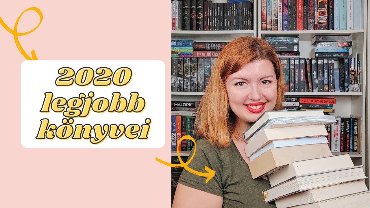 2020 LEGJOBB KÖNYVEI, avagy a kedvenc olvasmányaim idén - YouTube