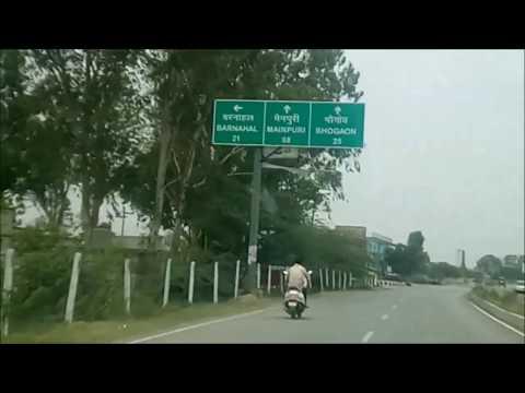 Karhal- Mainpuri Highway