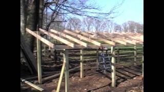 Building A Solar Wood Dehydrator