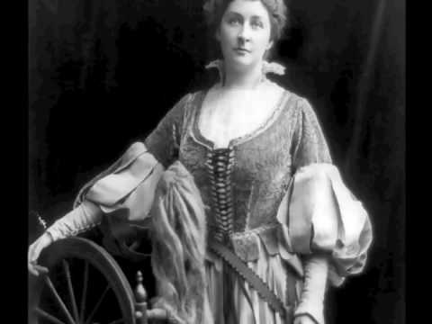 American Soprano Emma Eames: The Star Spangled Banner ~ Dixie 1905