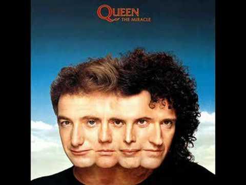 Queen - Rain Must Fall (1989)