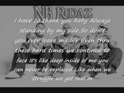 Nb Ridaz Best Friends Lyrics Youtube