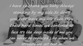 Nb Ridaz best friends lyrics