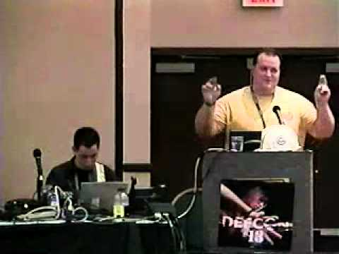 DEFCON 13: Be Your Own Telephone Company...With Asterisk