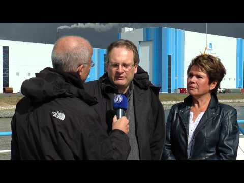 Fährtalk - Gespräche auf der Weser Heute: Künstlervereinigung 'Die Arche'