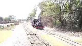 apito do trem, locomotiva 42