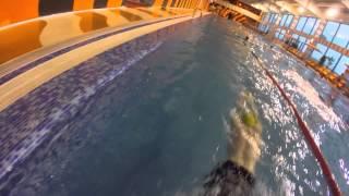 Плавание видео