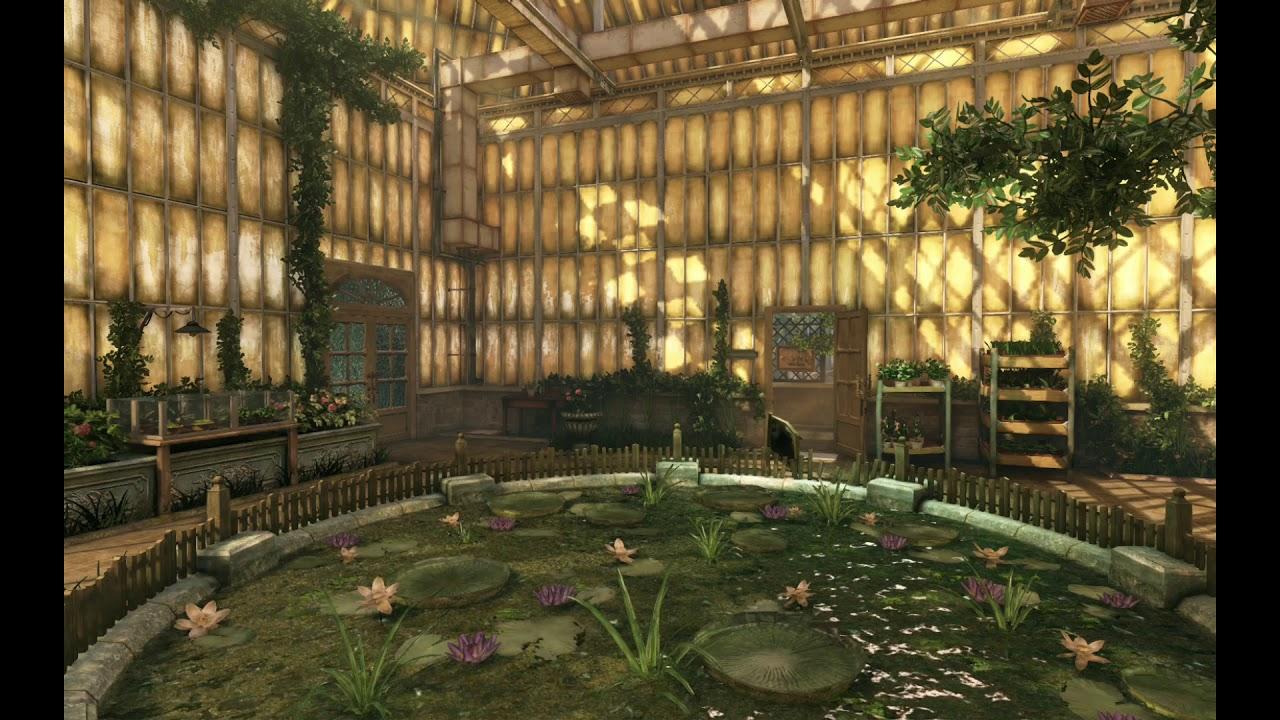 Sherlock Holmes Ambinet: Kew Gardens Greenhouse - YouTube