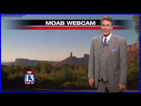 Dan Pope FOX13 5:30 PM Weather 9.12.12