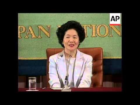 JAPAN: HONG KONG CHIEF SECRETARY SAYS CIVIL RIGHTS REMAIN STRONG