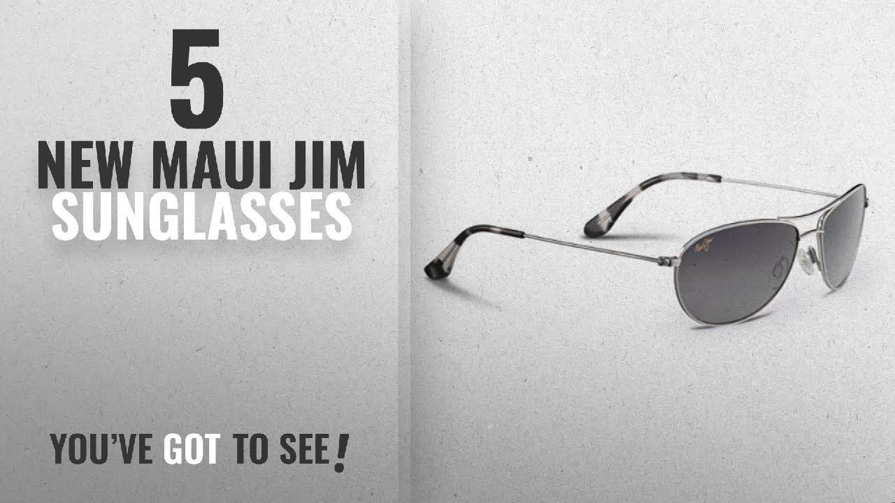 aef307d49d Top 10 Maui Jim Sunglasses   Winter 2018    Maui Jim Baby Beach ...
