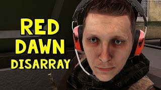 Red Dawn Disarray | ArmA 3