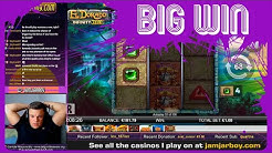 BIG WIN on NEW GAME El Dorado Infinity Reels
