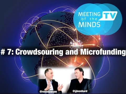 The Future of Crowdsourcing: Meeting of the Minds #7 (Ross Dawson and Gerd Leonhard)