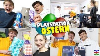 PLAYSTATION PRO zu OSTERN? 😍 DER OSTERHASE WAR DA 🐰 FROHE OSTERN 😁 TipTapTube Family 👨👩👦👦