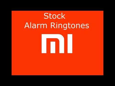 Mi Alarm Stock Ringtones