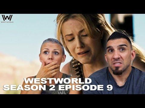 Download Westworld Season 2 Episode 9 'Vanishing Point' REACTION!!