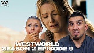 Westworld Season 2 Episode 9 'Vanishing Point' REACTION!!