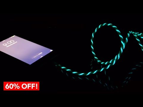 Best Apple Lightning Cables of 2019 (LED Charging!)