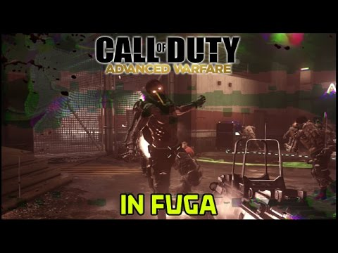 In fuga - EXO ZOMBIES - DLC Havoc - Call of Duty Advanced ...