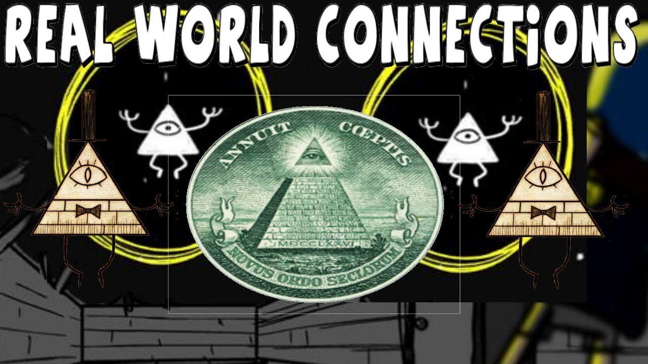 Gravity Falls Bill Wallpaper Iphone Gravity Falls Real World Connections Bill Cipher Amp More