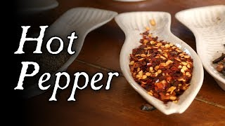Hot Peppers In The 18th Century - Q&A