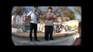 [Mojo Jojo crew]Freerunning Mix in Aktau 2012 Part 2