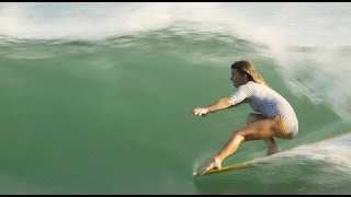NYC Women's Surf Film Festival 2015 Trailer | Lava Girl Surf
