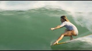 NYC Women's Surf Film Festival 2015 Trailer | Lava Girl Surf