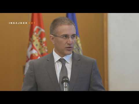 Stefanović na pitanje Insajdera o slučaju nelegalne gradnje na Pančićevom vrhu