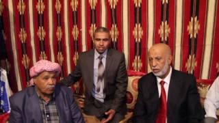 زيارة عبد العزيز بلخادم لبلدية تامسة وتكريمه من طرف الشباب