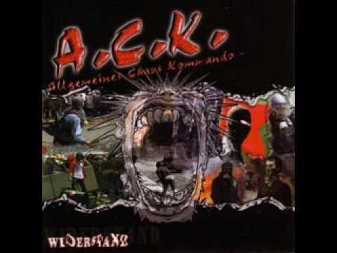 A.C.K - Achterbahn