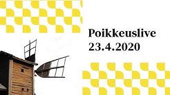 Poikkeuslive Järvenpää 23.4.2020