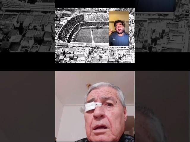 Ángel Clemente Rojas habla sobre la Bombonera. Rojitas cuenta lo que significa el estadio.