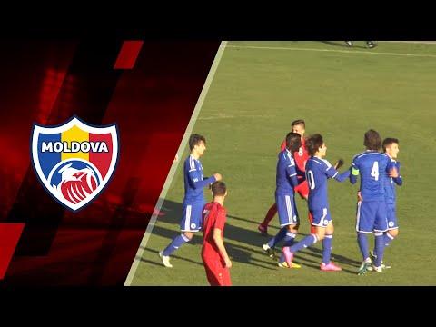 U-17 Moldova - Bosnia 0-5 28.10.2015