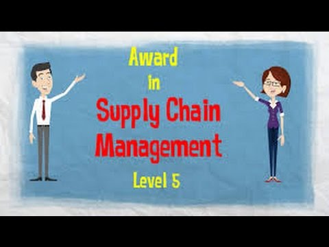 Request-DO NOT MAJOR IN SUPPLY CHAIN MANAGEMENT!