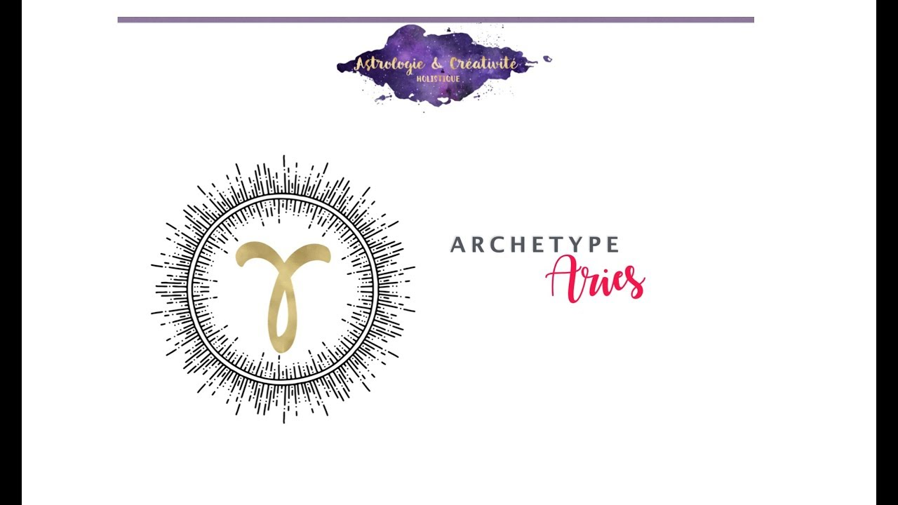 Aries - A brief history of the zodiac archetypes (astrology)