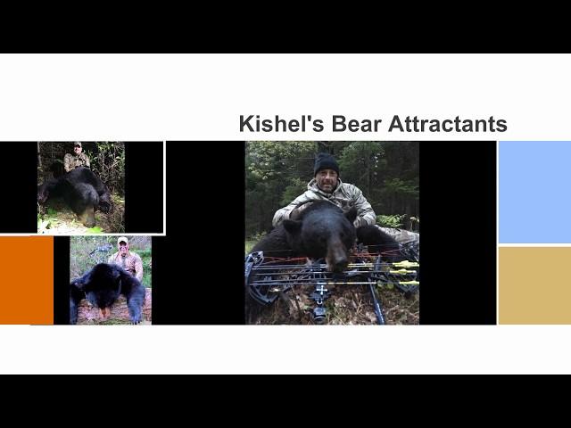 Kishels Bear Attractants