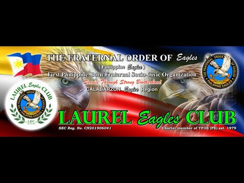 Where Eagles Fly (The Fraternal Order Of Eagles - Philippine Eagles)