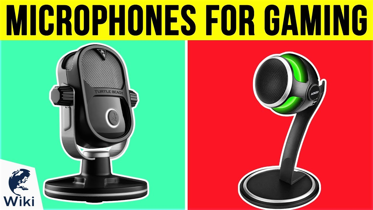 10 Best Microphones For Gaming 2019 Youtube