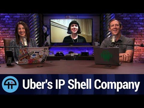 Uber's IP shell company